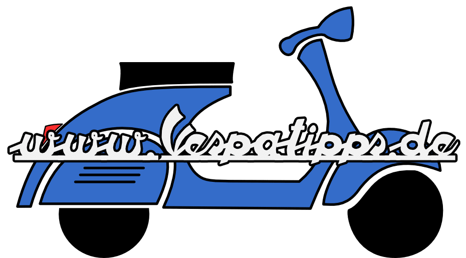 Vespa Reparatur leicht gemacht
